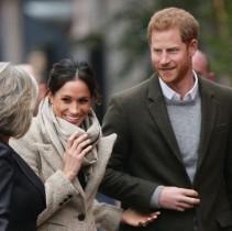 【イタすぎるセレブ達】ヘンリー王子とメーガンさん 愛の物語がTV映画化へ