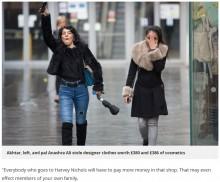 【海外発!Breaking News】高級デパートで万引きした19歳女、3度目の窃盗容疑も懲役免れる(英)