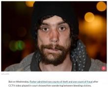 """【海外発!Breaking News】英マンチェスターのテロ事件で""""犠牲者救出""""したホームレス、裏の顔が暴かれる"""