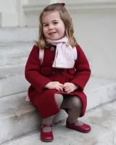 【イタすぎるセレブ達】英シャーロット王女 2歳にして礼儀正しくスペイン語も話せるように