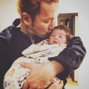 中村獅童「#病に打ち克つ」とも(画像は『Shido Nakamura 2018年1月10日付Instagram「金スマ放送終了後心に響く沢山のコメント誠にありがとうございました」』のスクリーンショット)