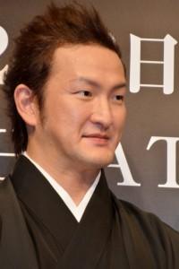 2014年10月14日『六本木歌舞伎』制作発表会見にて 当時の自分からは考えられない!?