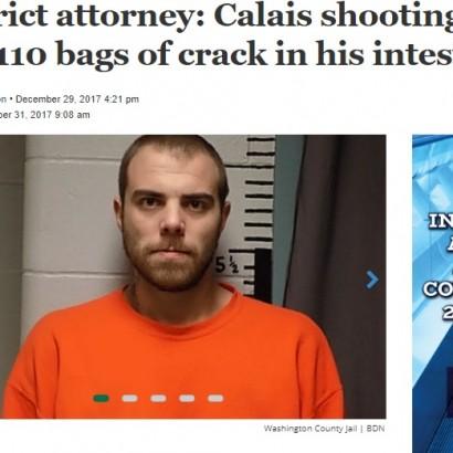【海外発!Breaking News】殺人未遂事件で逮捕された男の腸からコカイン110袋(米)