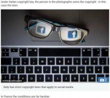 【海外発!Breaking News】16歳息子の写真を許可なくFaceBookに投稿した母 息子に訴えられる(伊)