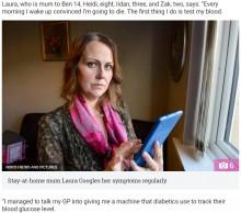 【海外発!Breaking News】「サイバー心気症」の34歳女性、ネットでの健康チェックが止められず(英)