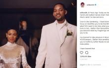 """【イタすぎるセレブ達】ウィル・スミス、結婚20年目に妻へ""""愛のメッセージ"""""""