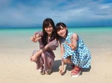 """【エンタがビタミン♪】NMB48山本彩&太田夢莉 """"さやゆーり""""ショットに「無理しないでって伝えて」"""