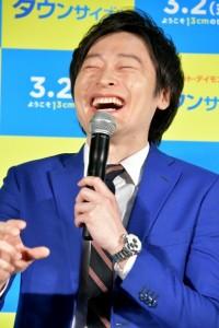 笑いの絶えないイベントで川西賢志郎(和牛)