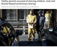 【海外発!Breaking News】餓死寸前の子3名は壁の塗装すら食べていた 育児放棄の里親夫婦を逮捕(米)