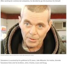 【海外発!Breaking News】宝くじで1億円を当てた男性、末期がんで23日後に亡くなる(米)