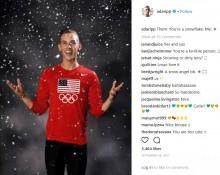 【イタすぎるセレブ達】フィギュア米代表アダム・リッポン選手、『NBC』レポーターを断った理由に称賛集まる