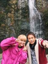 【エンタがビタミン♪】Dream Ami「こんな日がくるなんて」と大感激 浜田雅功と地元で2ショット