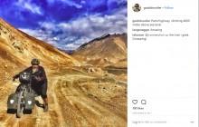 【海外発!Breaking News】平昌五輪スキー選手の父親 スイスから1年かけて自転車で応援に駆けつける