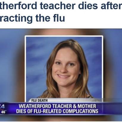【海外発!Breaking News】「薬が高いから」と購入を躊躇した2児の母、インフルエンザで死亡(米)