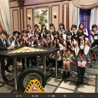 【エンタがビタミン♪】AKB48が新曲や『革命デュアリズム』 共演した加藤いづみ「みんな頑張ってて気持ちのいい収録でした」