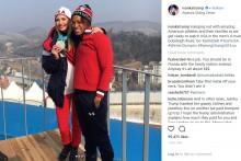 【イタすぎるセレブ達】イヴァンカ・トランプ、五輪閉会式出席も米代表選手から批判「なんでここにいるんだ?」