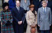 【イタすぎるセレブ達】英ウィリアム王子夫妻にヘンリー王子&メーガンさんも 英王室の4人が28日に揃って公務へ