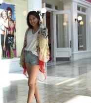 【エンタがビタミン♪】里田まい、夫の米フロリダ・キャンプに同行 ショートパンツの美脚に注目集まる
