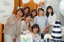 【エンタがビタミン♪】徳島えりかアナ、水卜麻美アナも祝福 森麻季アナのベビーシャワーで