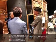【エンタがビタミン♪】マーク・パンサー、浜田雅功からマル秘テクニック学ぶ 『ダウンタウンDX』収録で「まじ感動した」