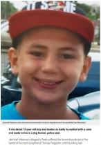 【海外発!Breaking News】継父に虐待され続けた13歳少年、犬小屋で餓死(米)