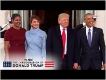 【イタすぎるセレブ達】ミシェル・オバマ元米大統領夫人、メラニア夫人に贈り物を渡された日を回顧<動画あり>