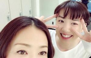 【エンタがビタミン♪】永野芽郁、朝ドラ共演の松雪泰子は「もうほんとのおかーちゃんや」