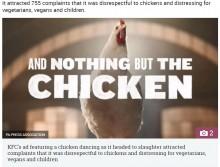 【海外発!Breaking News】イギリスで放送された「最も不愉快なCM」はKFC<動画あり>