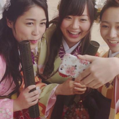 ミスコン受賞者3名が女優デビュー! 新生活への期待や不安、友情を描くムービー公開