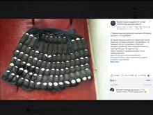 【海外発!Breaking News】110個の卵を盗んだ男、お手製ジャケットに仰天(ウクライナ)