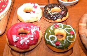 動物性原料を一切使用せずに作られたドーナツ ASICS CONNECTION TOKYO『VEGAN CAFÉ』のメニューから