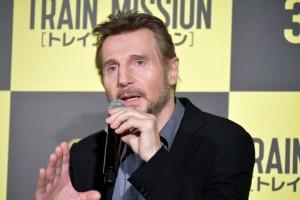 映画『トレイン・ミッション』の撮影秘話を語る リーアム・ニーソン