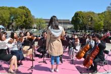 【エンタがビタミン♪】指揮者はあなた! 春の上野でオーケストラを指揮できるイベント開催中