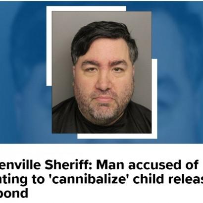 【海外発!Breaking News】「少女を性の奴隷にして食べてみたかった」36歳男が驚きの性倒錯を告白(米)