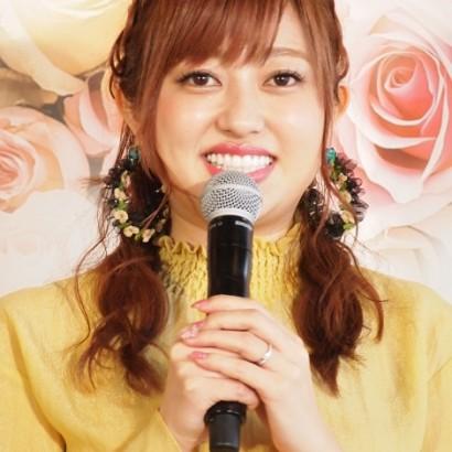 """【エンタがビタミン♪】菊地亜美、""""遠距離""""結婚も「一人じゃないから心強い」と笑顔"""