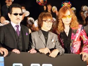 【エンタがビタミン♪】THE ALFEE「3人が元気なら出続けたい」 リュック・ベッソン監督、日本語吹き替え絶賛
