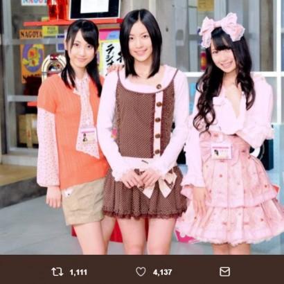 【エンタがビタミン♪】松井玲奈 『SKE48のマジカル・ラジオ』時代の姿に「恐ろしく若い…」