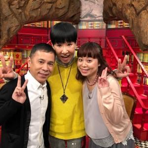 【エンタがビタミン♪】和田アキ子、岡村隆史と久しぶりの共演 「笑って泣いて、楽しかった」とご機嫌