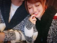 【エンタがビタミン♪】菊地亜美、夫の隣でうっとり ラブラブのペアルック公開