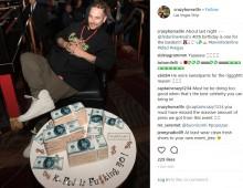 【イタすぎるセレブ達】ブリトニー・スピアーズ元夫、40歳誕生日にストリップクラブで豪遊