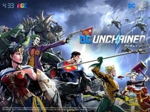 アクションRPGゲーム「DCアンチェインド」