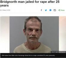 【海外発!Breaking News】警察犬を刺した男、DNA検査で25年前の性犯罪が明らかに(英)