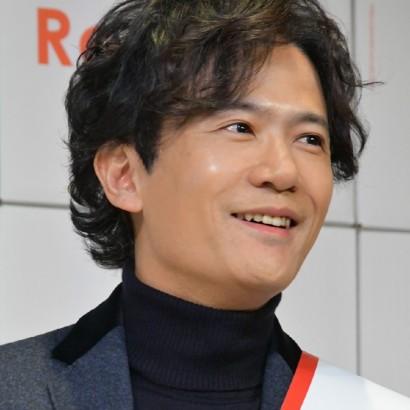 【エンタがビタミン♪】稲垣吾郎 『クソ野郎と美しき世界』で3人の共演に「不思議な感じがした」