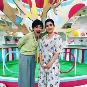 【エンタがビタミン♪】石田ひかり 『あさイチ』卒業前の有働由美子アナと2ショット「彼女の低い声が大好き」