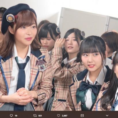 【エンタがビタミン♪】HKT48仙台公演にきくちPが来場 田島芽瑠にオファーした過去も判明