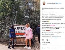 【イタすぎるセレブ達】クロエ・カーダシアン、赤ちゃんは「女の子」と発表 日本訪問への批判の声に反撃も