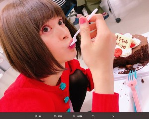 【エンタがビタミン♪】『海月姫』蔵子がケーキをほおばる姿に衝撃「マジで女の子ですね」