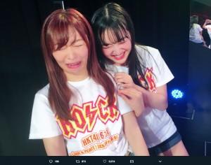 【エンタがビタミン♪】指原莉乃のレアショット HKT48田島芽瑠が公開「酔っ払ってたさしこちゃん」