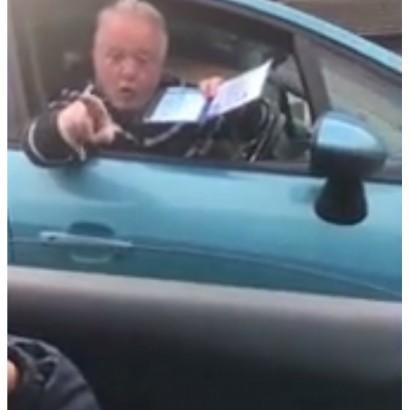 【海外発!Breaking News】駐車スペースをめぐって障がい者駐車カード保持者同士が激しい口論に(英)