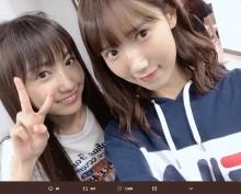 【エンタがビタミン♪】HKT48田中菜津美、SKE48『サカエファン入学式』を観覧「推しメンの実代ちゃんにも会えた」